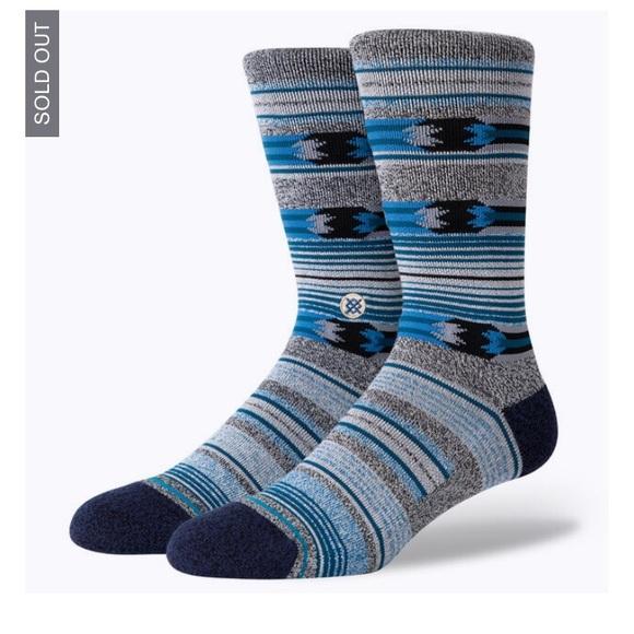 New Stance Crew Socks Pasqual M